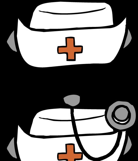 image Bandage drawing easy. Nurse pic skill