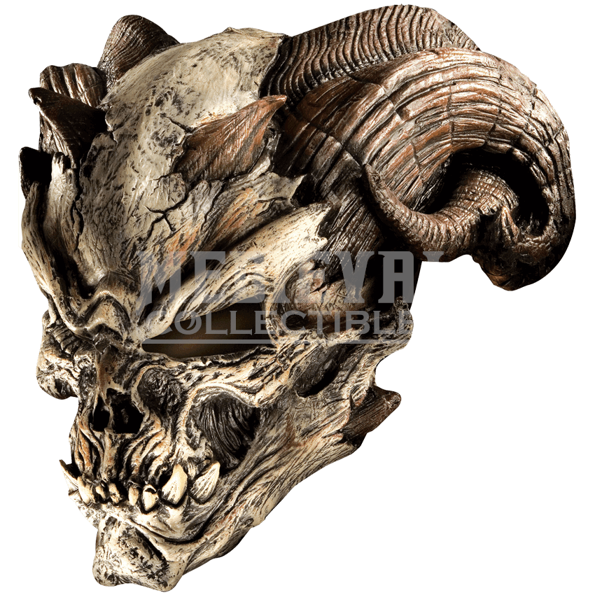 svg royalty free stock Cave Demon Skull Mask