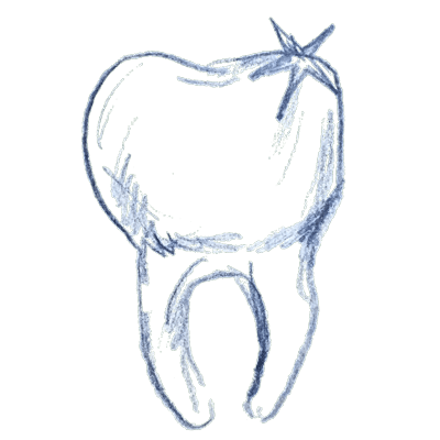 clip art black and white Teeth whitening in grove. Drawing tooth sketch