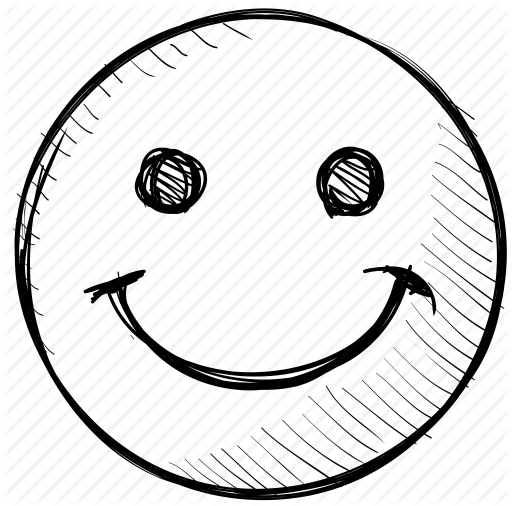 image library stock Drawing smiles black and white. Smile face at getdrawings