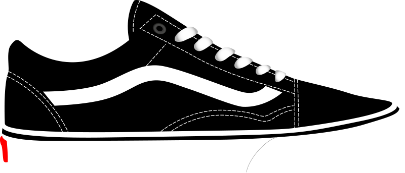 svg free download A history of skate. Drawing sneakers vans old skool