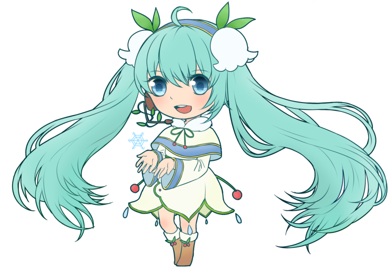 clip art free library By unknown amelia on. Drawing snow miku