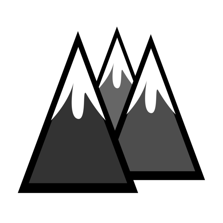 clip library stock Computer icons cap free. Drawing snow mountain