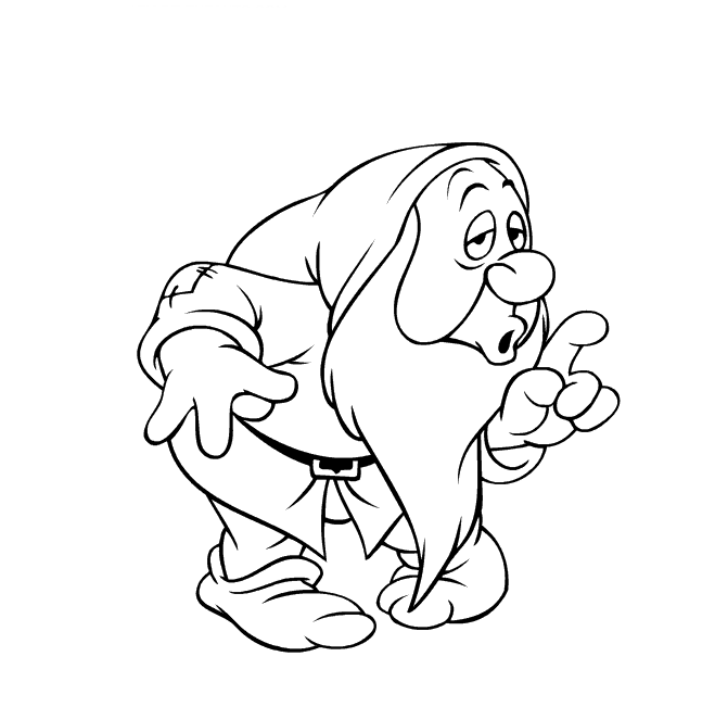png freeuse download And the seven dwarfs. Drawing snow white