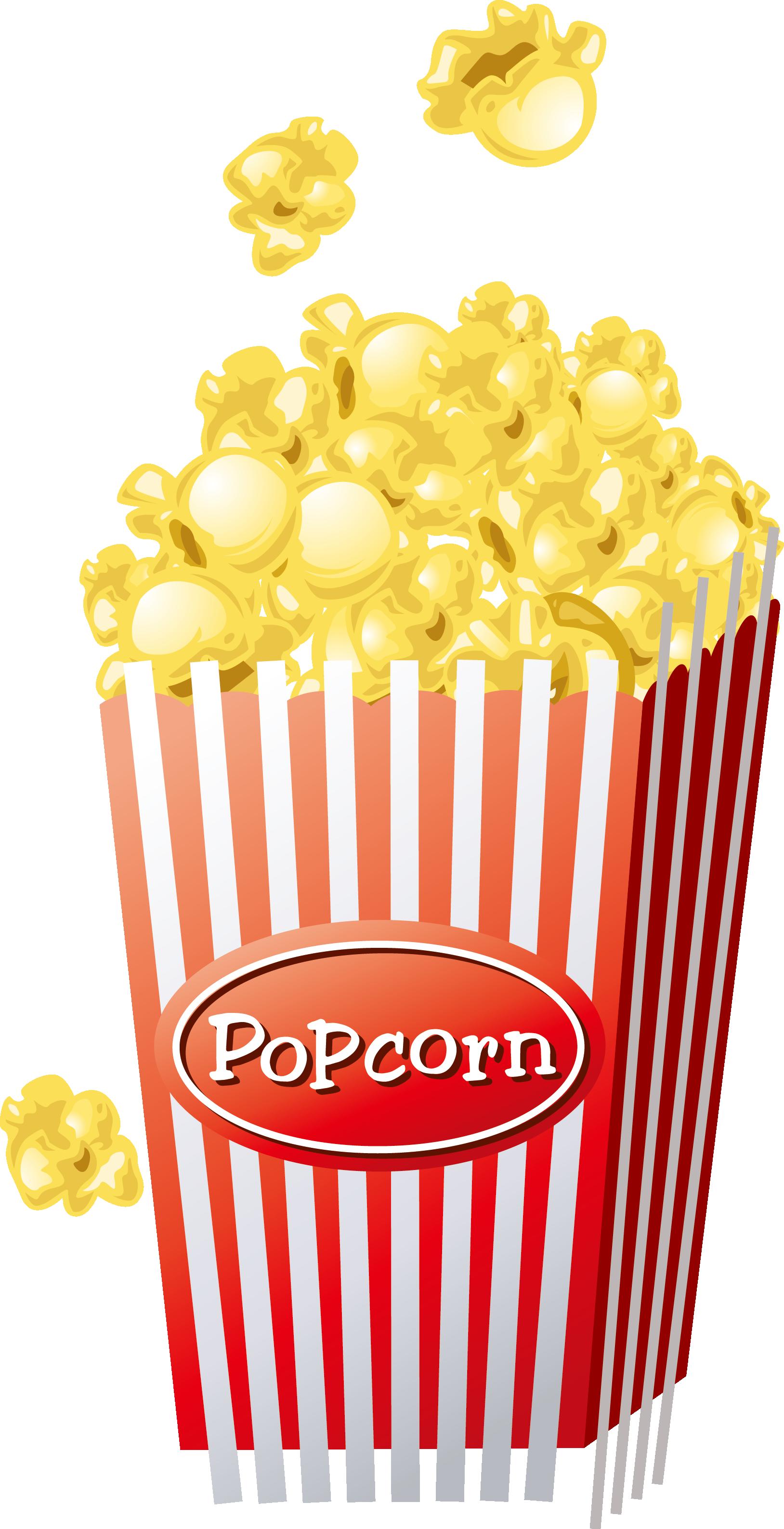 svg transparent stock Caramel corn ice cream. Drawing something popcorn