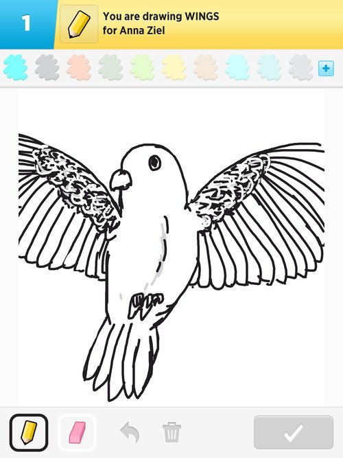 clipart free Wings drawings the best. Drawing something wing