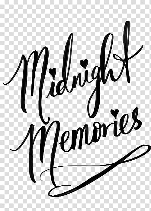 vector black and white download Midnight memories one direction. Drawing song png