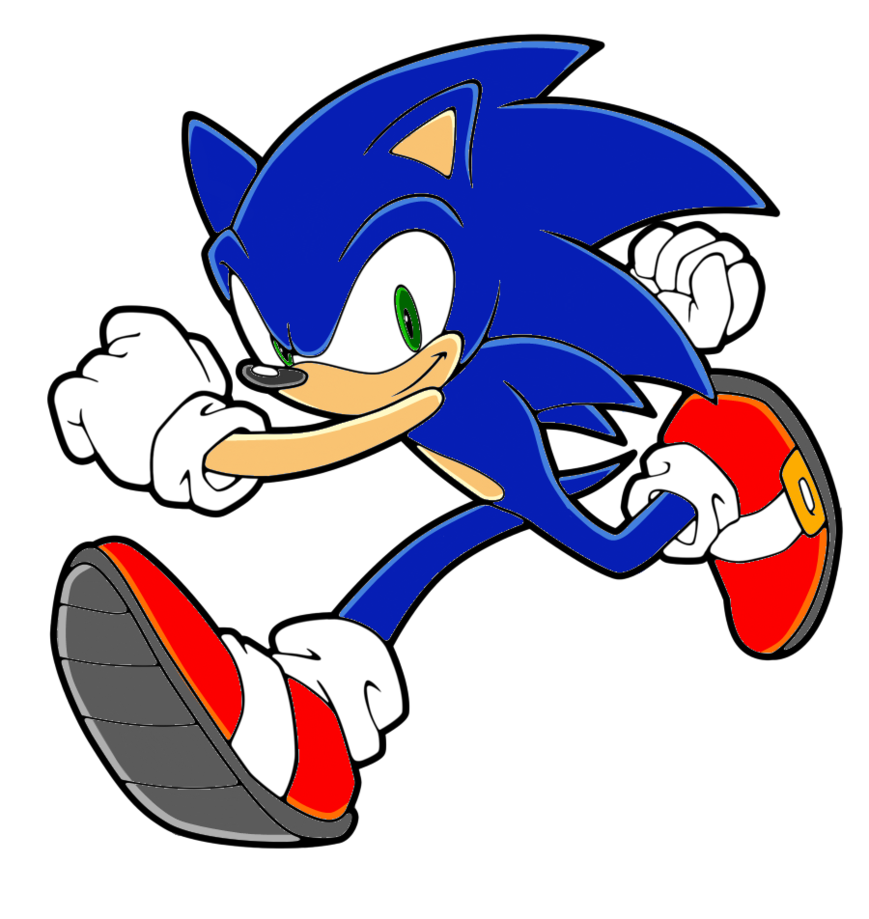svg free library Drawing sonic colour. The hedgehog by sonicrecords