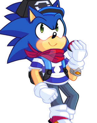 picture freeuse stock Sonicgotswag lynn deviantart and. Drawing sonic emotion