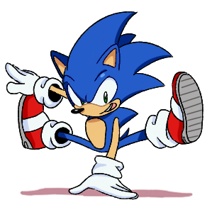 clip royalty free stock Archie boom tumblr fun. Drawing sonic modern