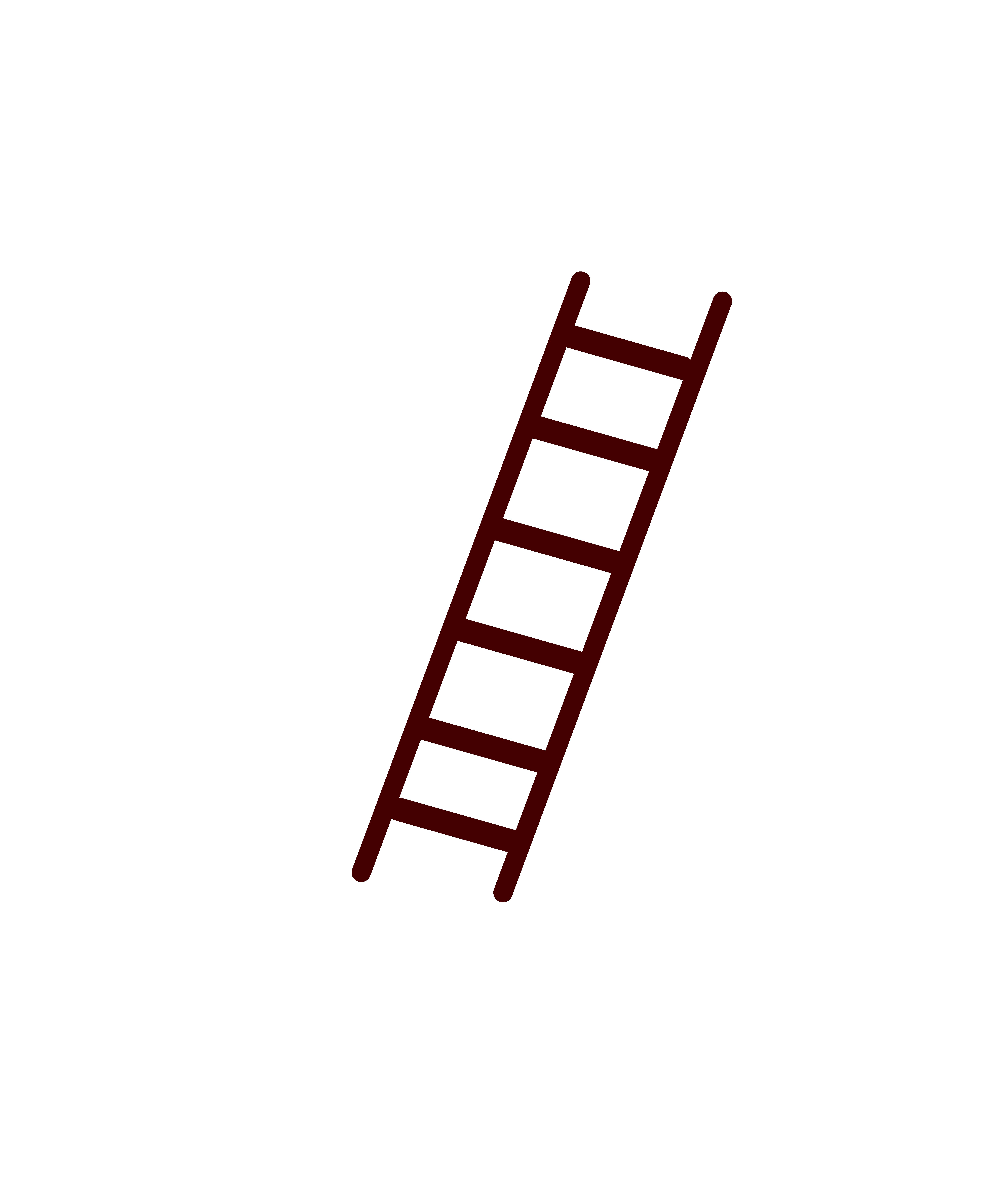 jpg royalty free download Ladder Drawing