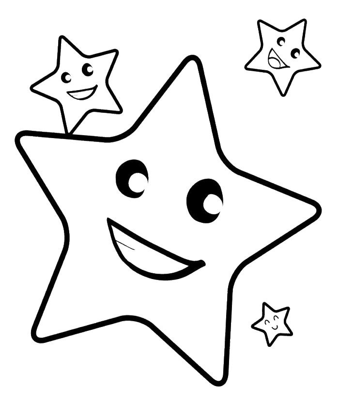 clipart free library Stars Drawing Black And White at GetDrawings
