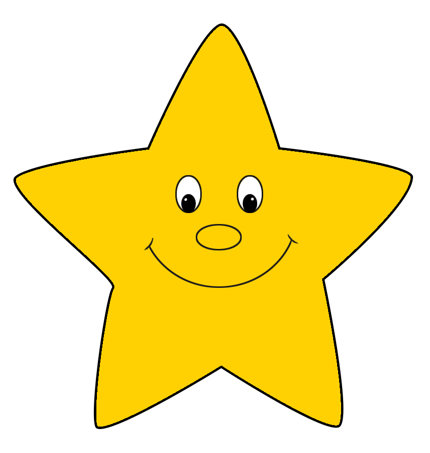 vector freeuse library Star Drawing