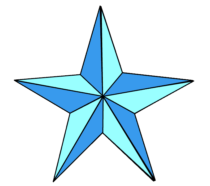 image library How to Draw a Star