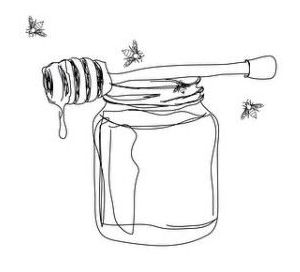 svg free download Milk and honey by. Drawing sticks glass