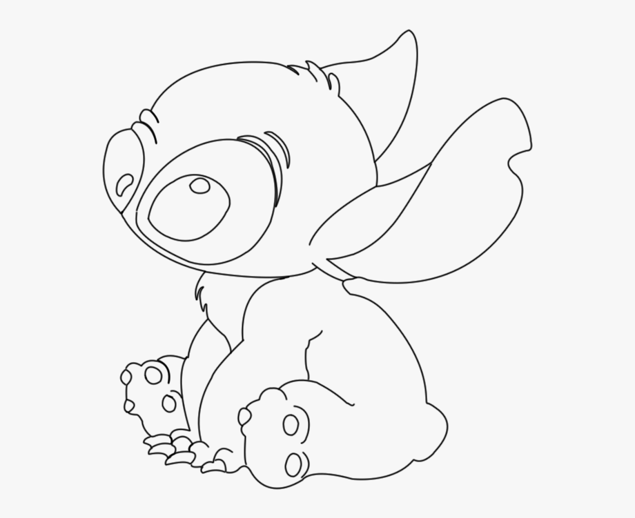 vector download Ohana free . Drawing stitch clipart