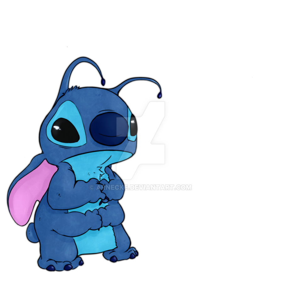 vector By arnecke on deviantart. Drawing stitch sad