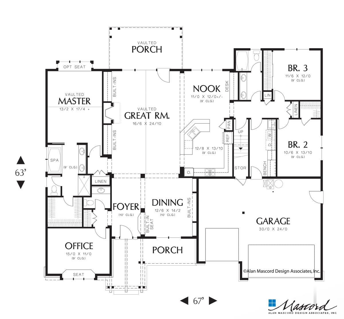 clipart royalty free library Drawing storage blueprint. Main floor plan of