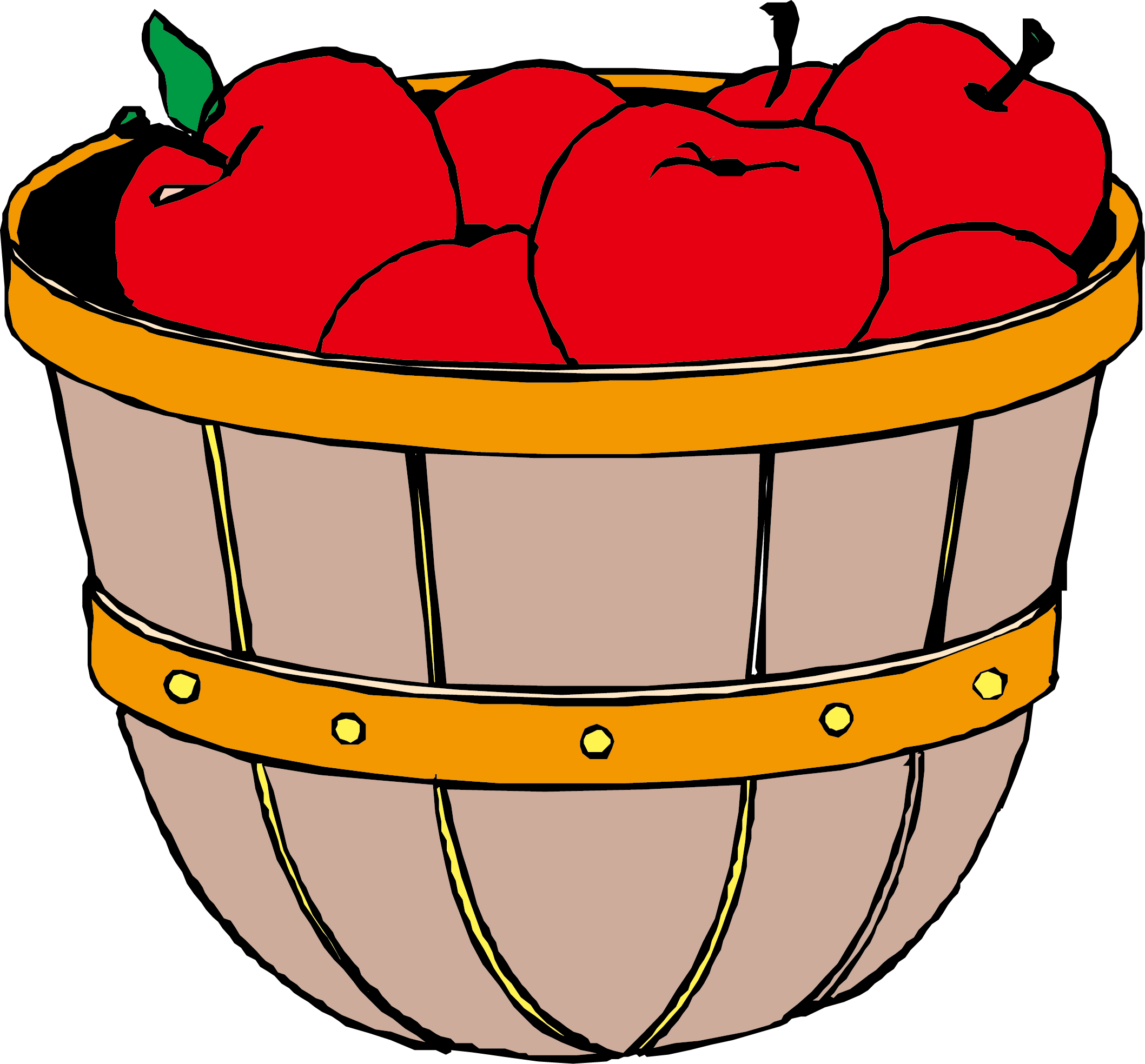 banner library Drawing storage food. Apple oka orchard full