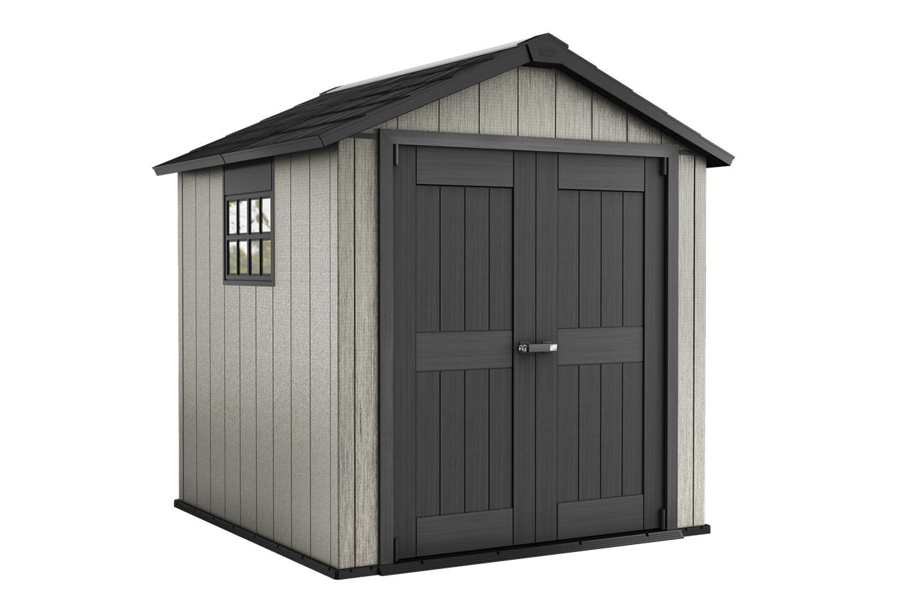 vector free download Oakland outdoor keter picture. Drawing storage tool shed