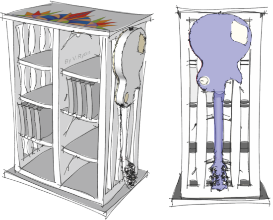 clip library stock Design ideas computer game. Drawing storage unit
