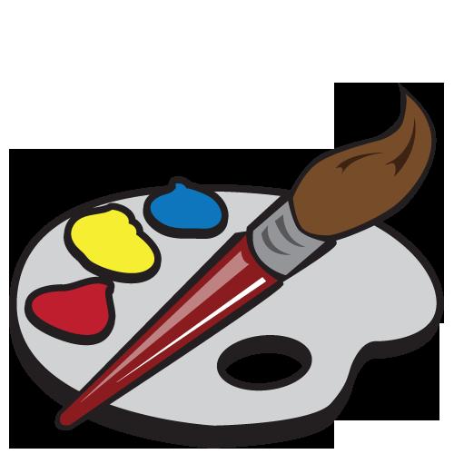 clipart free stock Drawing store cartoon. Art supplies encode clipart