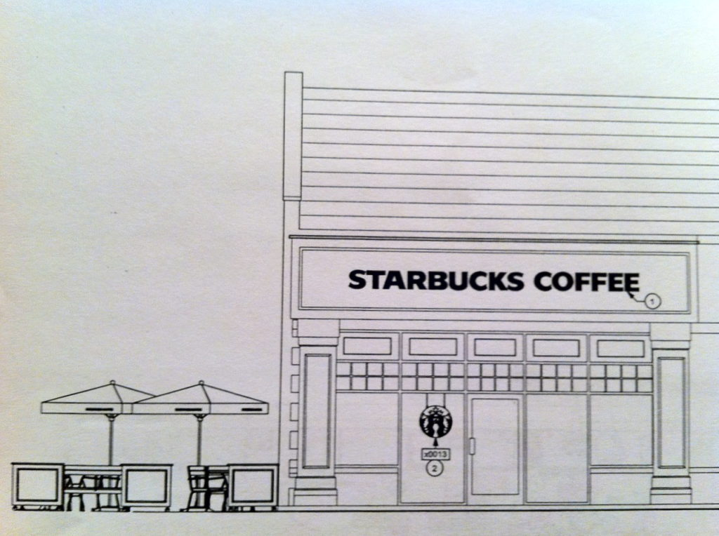 clip art free Drawing store outside. Starbucks planning renovation to