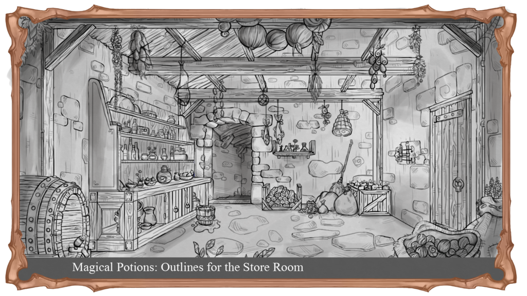 jpg library download Magical Potions