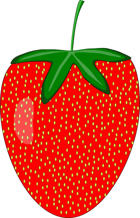 jpg royalty free stock Computer icons download strawberry. Drawing strawberries basic