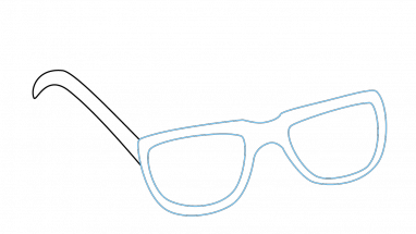 clip transparent library How to Draw Sunglasses