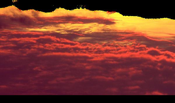 png freeuse Sky Afterglow Cloud iridescence Sunset clouds ftestick