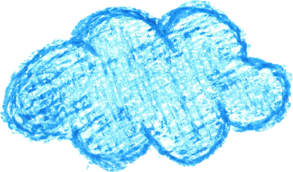 png black and white download Drawing technique cloud.  crayon png transparent