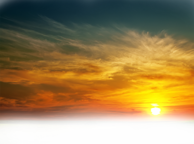 jpg royalty free library Drawing charcoal sunset.  clouds png for