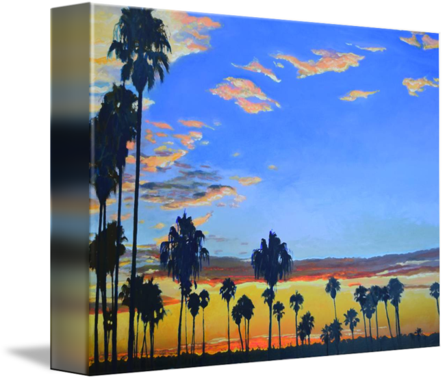 picture download Mission Bay Sunset San Diego California by RD Riccoboni