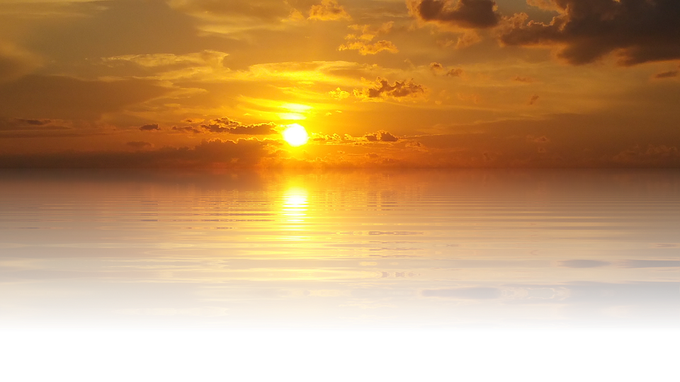 svg transparent drawing sunsets water #95693573
