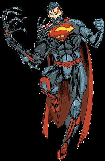 jpg free stock Image new dc comics. Drawing superman cyborg