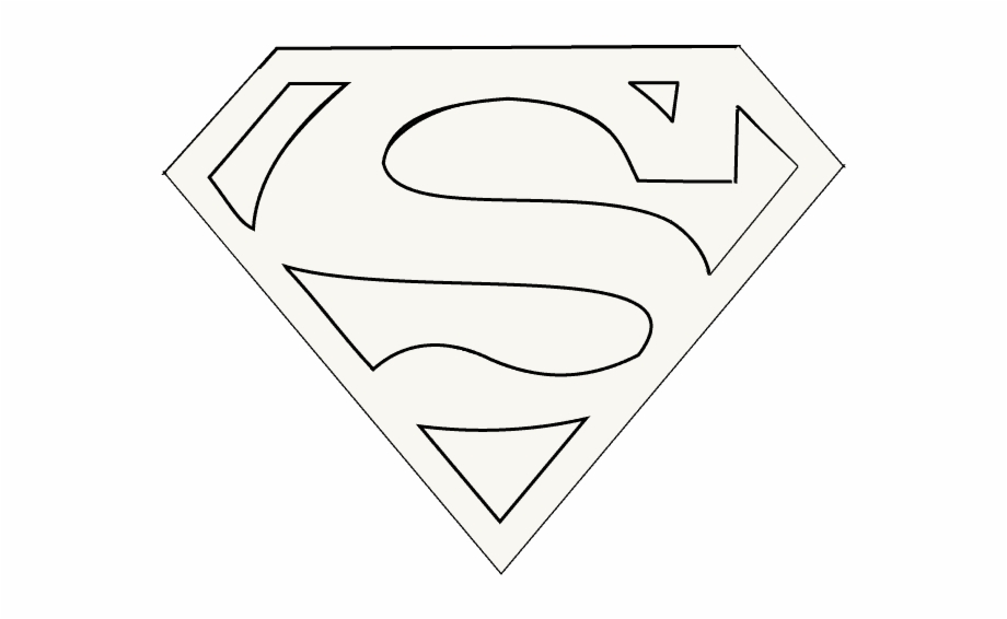 vector transparent stock Drawing superman pop art. How to draw logo