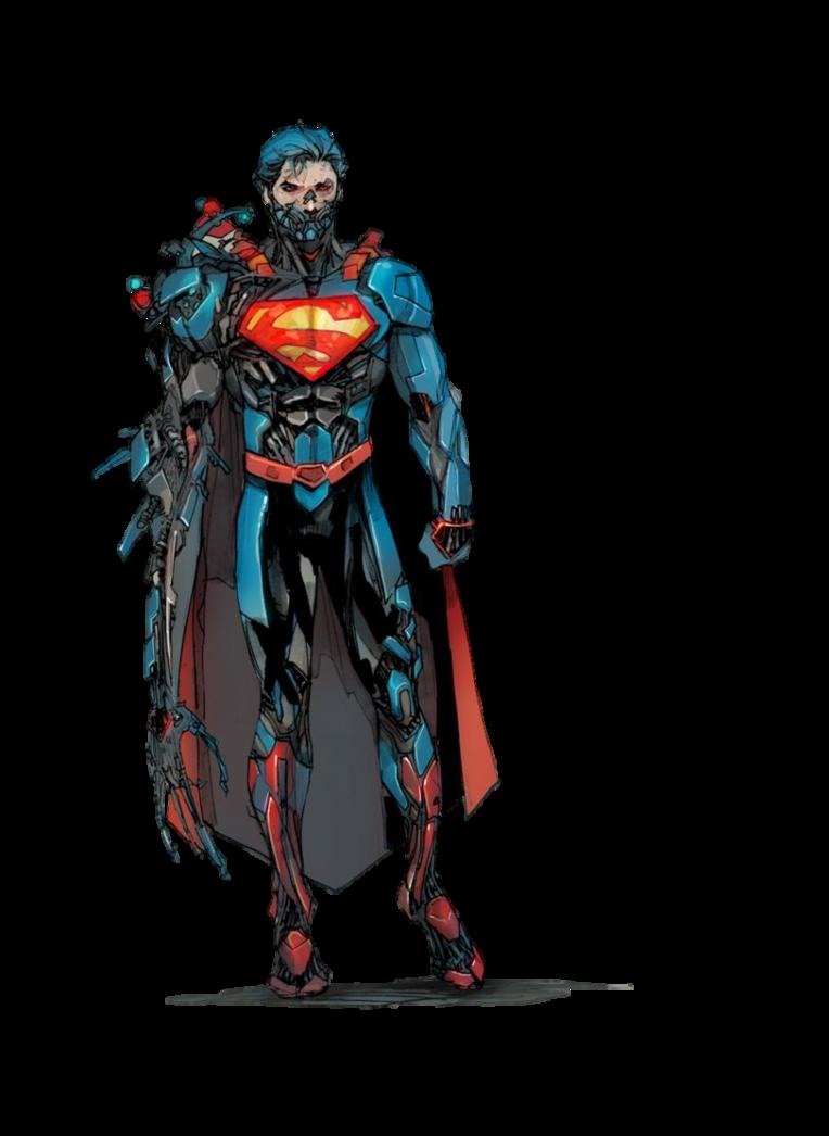 png royalty free download Drawing superman cyborg. New by mayantimegod deviantart