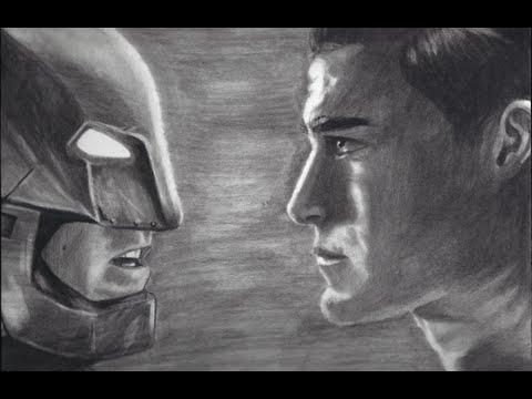 banner royalty free download Batman v first . Drawing superman epic