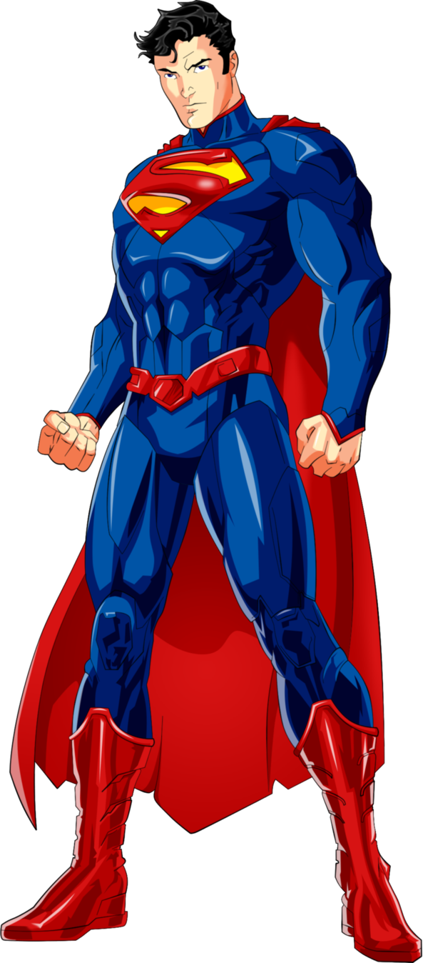 clip art royalty free stock Drawing superman epic. Anime by luffysan on