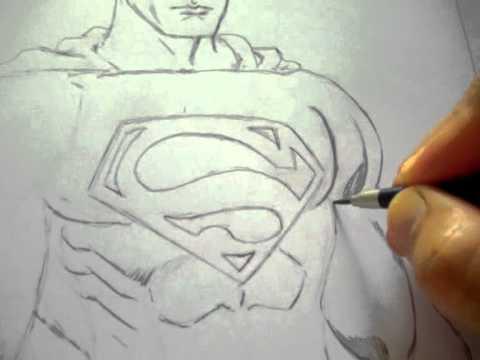 svg transparent Drawing superman epic.