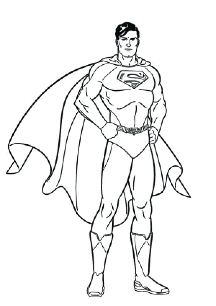 clip transparent stock Drawing superman line. At paintingvalley com explore