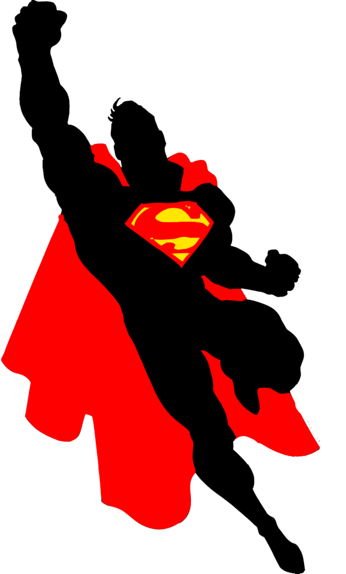 clip freeuse stock Drawing superman pop art.  png for free