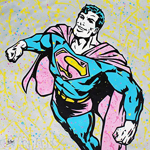graphic Amazon com mr babes. Drawing superman pop art