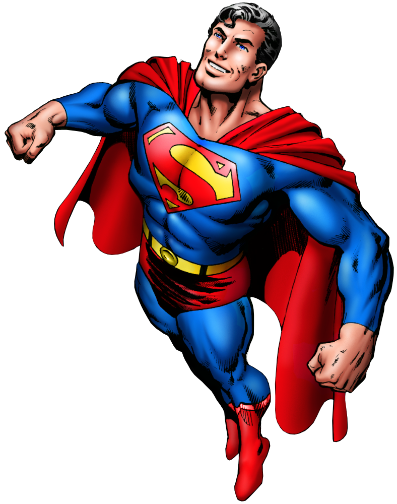 image download Drawing superman super man. Kit digital liga da
