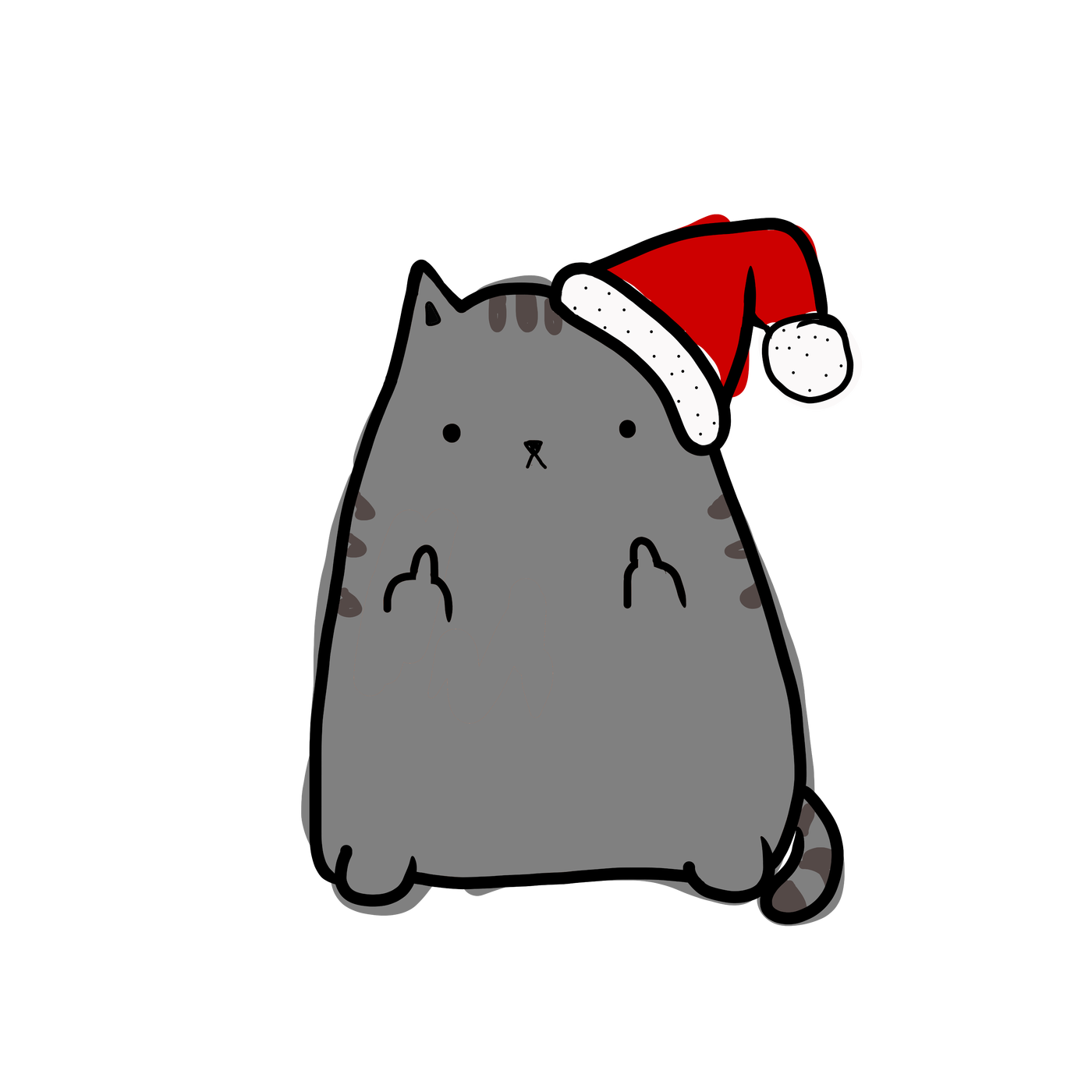 jpg royalty free download Drawing sweaters christmas. So i put my
