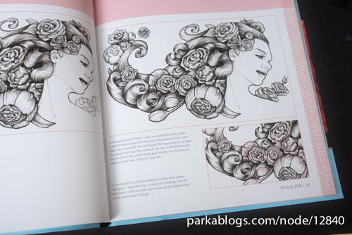 clipart library library Drawing technique creative. Book review artistry pen
