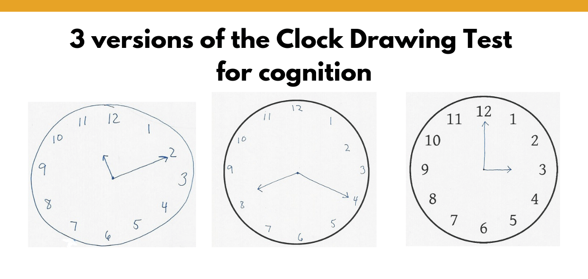 clip art  versions of the. Drawing test.