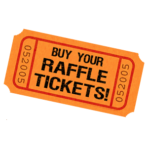 vector black and white Sold out raffle ticket. Drawing tickets