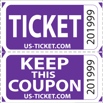 clipart freeuse download Premium Double Roll Raffle Tickets